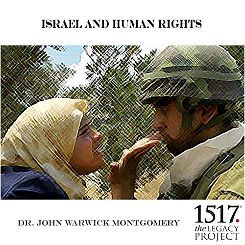 Israel and Human Rights audiobook cover art