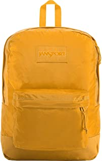 Mono Superbreak Backpack - Lightweight School Pack, English Mustard