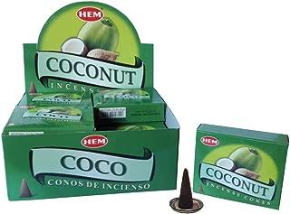HEM ココナッツ コーン 12個セット