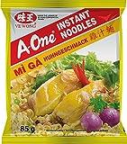A-ONE Fideos Instantáneos, Sabor Pollo 85 g