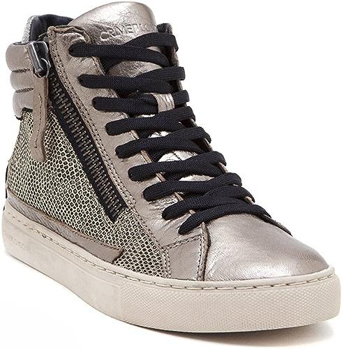 CRIME chaussures paniers femmes 25320 60 marron AI17