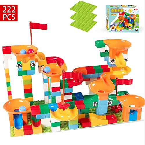 ganancia cero MYMAO Rompecabezas de Montaje de Juguetes, Grandes Bloques de de de partículas compatibles con la Variedad Lego de Diapositivas para Insertar Bloques de Juguetes Infantiles  con 60% de descuento