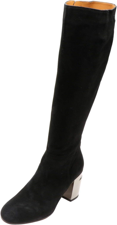 Clergerie Paris Women's Kaline Thigh-high Mesh Boot
