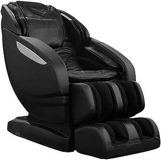Infinity Altera - Full Body Zero Gravity 3D Massage Chair - Featuring Adjustable Air Intensity, Body Scanning, Reflexology, and Shiatsu Technique - Black