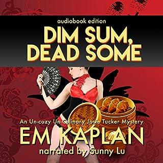Dim Sum, Dead Some audiobook cover art