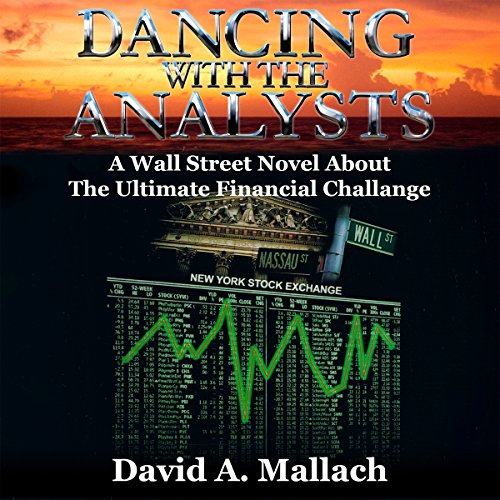 Dancing with the Analysts audiobook cover art