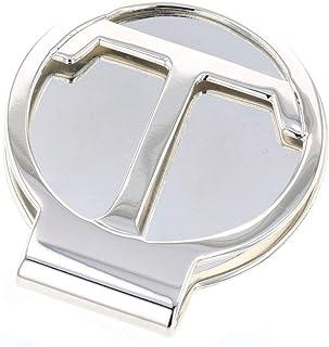 (ティファニー)TIFFANY&Co. ロゴ 丸形 マネークリップ SV925 メンズ 中古