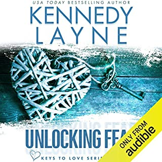 Unlocking Fear audiobook cover art