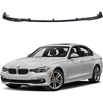 New For BMW E90 Sedan /& E91 Wagon 320i 325i 2006-2008 Carbon Fiber Front Splitter Lip Spoiler Bumper Fender-Guard 99/_OnLine