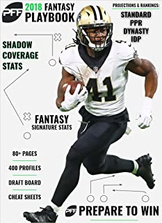 2018 PFF Fantasy Draft Guide