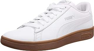 PUMA Smash V2 Leather, Baskets Mixte