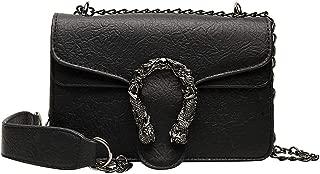 2019 new fashion classic retro small square bag shoulder bag S 191913