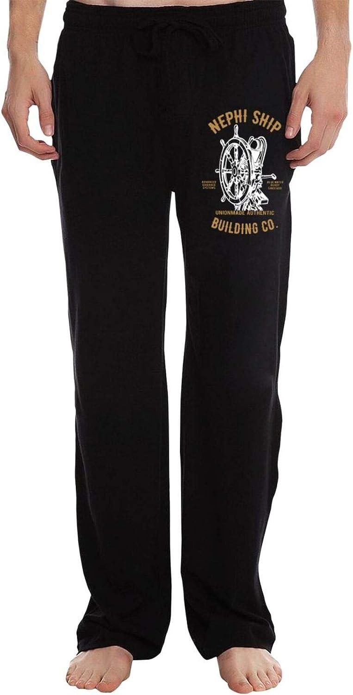 Nephi Colorado Springs Mall Ship Building Co Man's Slacks Jersey Branded goods Casual Sweatpants