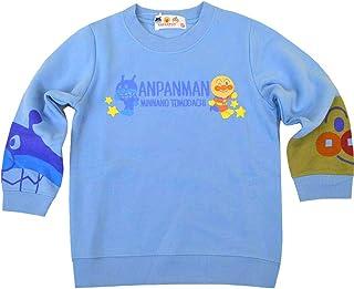 アンパンマン トレーナー 裏起毛 袖プリントレーナー 秋物 冬物 春物 ANPANMAN pz-ap21