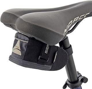 Axiom Sierra LX Seat Bag, 45 Cubic Inches, Black/Gray