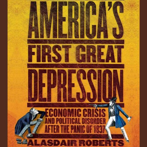 America's First Great Depression cover art