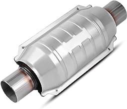 مبدل کاتالیزوری ورودی / خروجی 2 اینچی با مبدل جهانی Out N2 Nut Universal Fent Converter جریان بالا (سازگار با EPA)