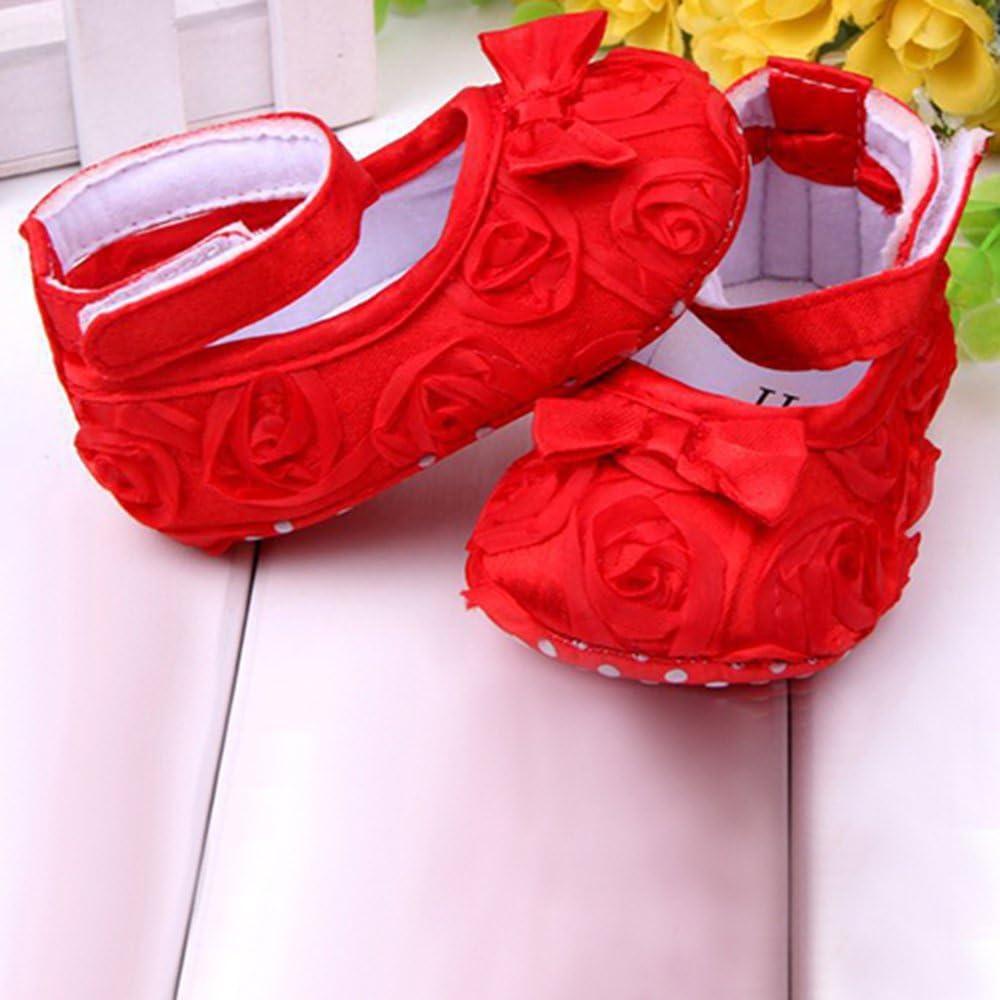 Chaussures premiers pas pour b/éb/é fille Broadfashion blanc 0-6 mois
