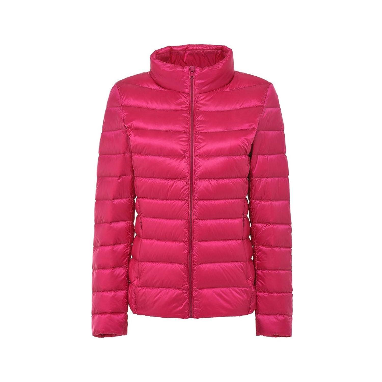 [美しいです] レディース コート ダウンコート 綿入りのコート 防寒 防風 ショット丈 カジュアル 保温性 軽量 冬服