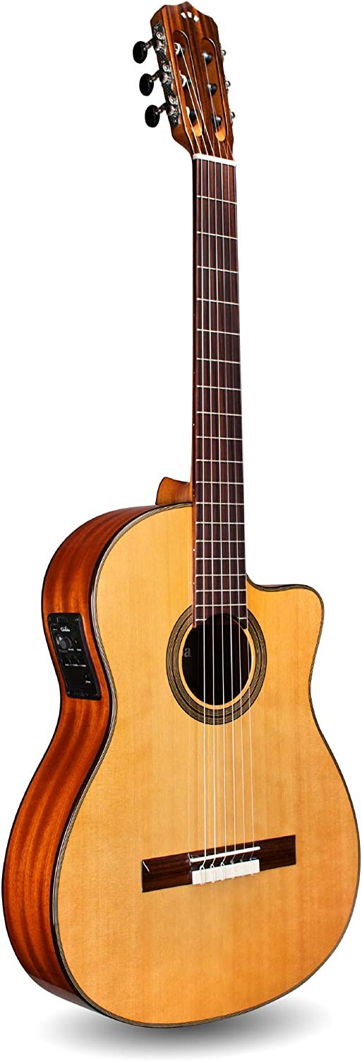 Max 86% OFF Cordoba Fusion 12 Natural Acoustic-Electric Popular brand CD Cutaway Crossover