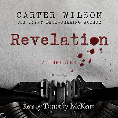 Revelation Audiobook By Carter Wilson cover art