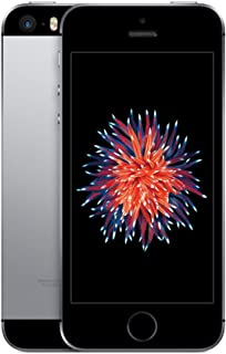 Điện thoại di động Apple – Apple iPhone SE, 64GB, Space Gray – For AT&T / T-Mobile (Renewed)