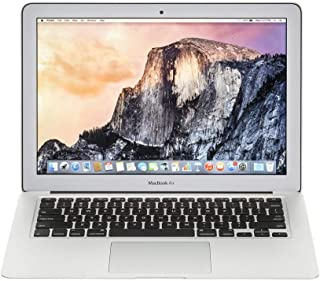 Apple MacBook Air 13 Pgs. Intel Core_i5 1.6GHz 8GB 128GB SSD (MJVE2Y/A) QWERTY (Reacondicionado)