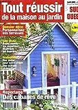 TOUT REUSSIR DE LA MAISON AU JARDIN N° 36 AVRIL 2008 - dossier déco...