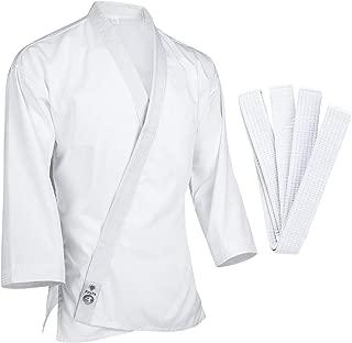 Best white karate top Reviews