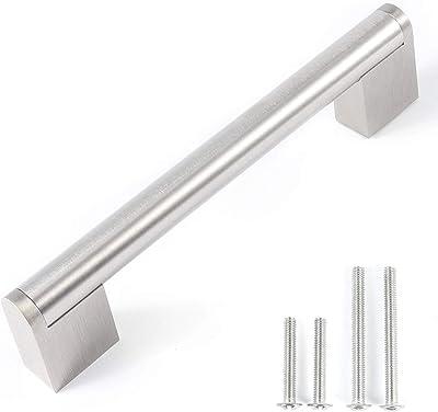 160 mm Barras de acero inoxidable para tirador de armario de cocina o ba/ño