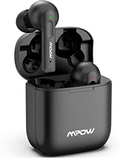 Wireless Earbuds Active Noise Cancelling, Mpow X3 ANC Bluetooth Earphones w/4 Mics Noise Cancelling, Stereo Earbuds w/Deep...