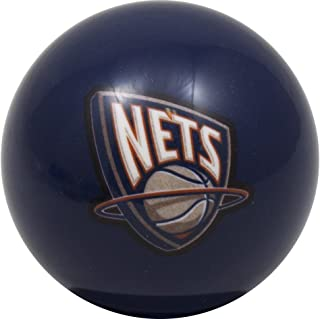 NBA Imperial New Jersey Nets Pool Billiard Cue/8 Ball - Blue