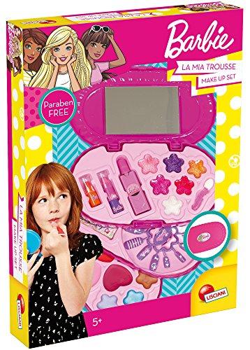 Lisciani Giochi- Barbie - Make Up Set Gioco, Multicolore, 63253
