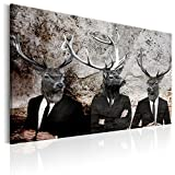 murando - Bilder Arbeitstiere 120x80 cm Vlies Leinwandbild