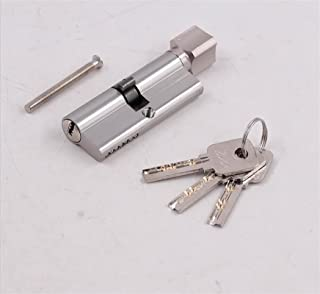 Euro cilinderslot 70mm deurvergrendeling cilinder messing koperen sloten kern A grade anti-diefstal deuren cilinders bevei...