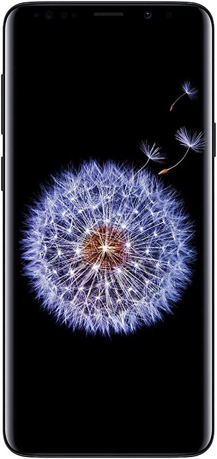 "Samsung Galaxy S9 Plus (6.2"", Dual SIM) 64GB SM-G965F/DS Factory Unlocked LTE Smartphone (Midnight Black) - International Version"