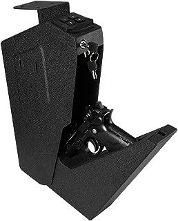 RPNB Mounted Firearm Safety Device with Biometric Fingerprint or Keypad Lock