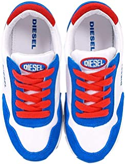 Diesel White Fashion Sneakers For Boys