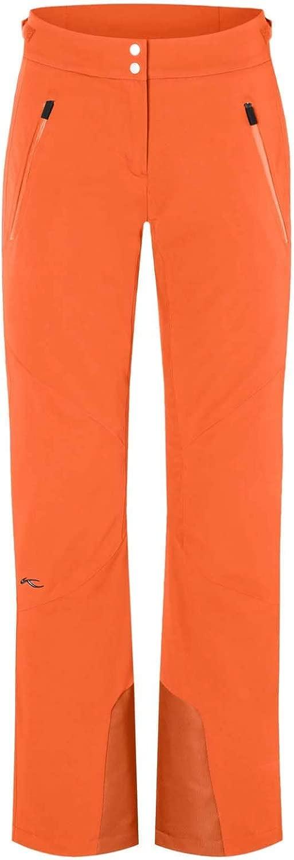 KJUS Formula Damen Skihose Orange - S (36)