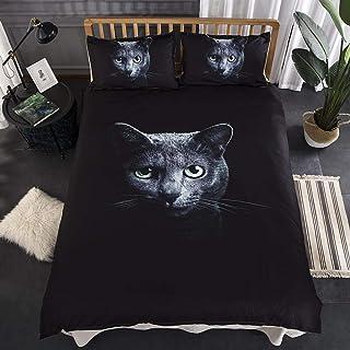 Bedclothes-Blanket Ungdomligt täcke täcke täcke mode 3D katttäcke skydd 3 stycken ultralätt barn ultralätt täcke – 1_200 x...