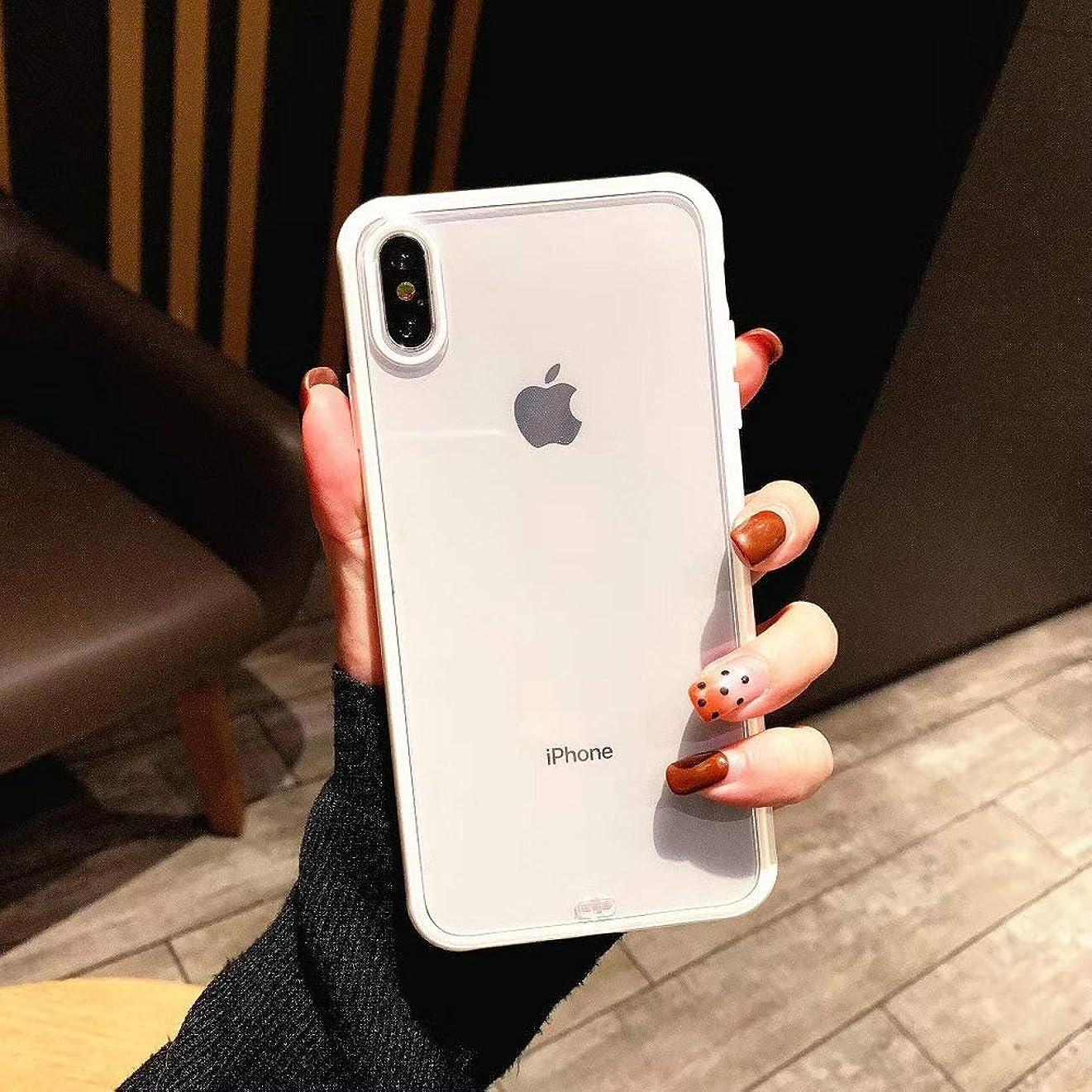 仕事進化ガイドラインiPhone ケース レディース メンズ 携帯ケース 透明 iPhone7/8/7Plus/8Plus,iPhone X/XR,iPhoneXS/XS MAX (iPhone7 Plus ケース)