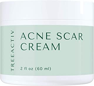 TreeActiv Acne Scar Cream | Fade Away Pimple Marks, Blemishes & Dark Spots | Reduces the Appearance of Old & New Scars | R...