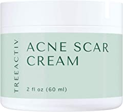 TreeActiv Acne Scar Cream 2 fl oz (60 ml), Advanced Anti Blemish Treatment for Face and Body, Topical Facial Corrector for...