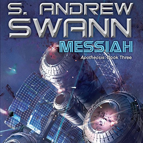 Messiah audiobook cover art