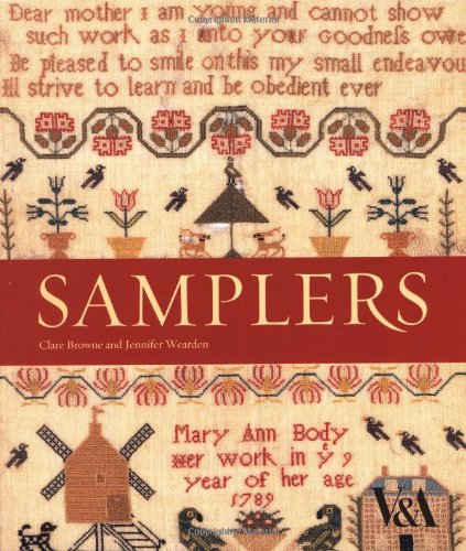 Price comparison product image Samplers from the V&A Museum