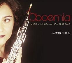 Oboemia Música Mexicana para Oboe Solo