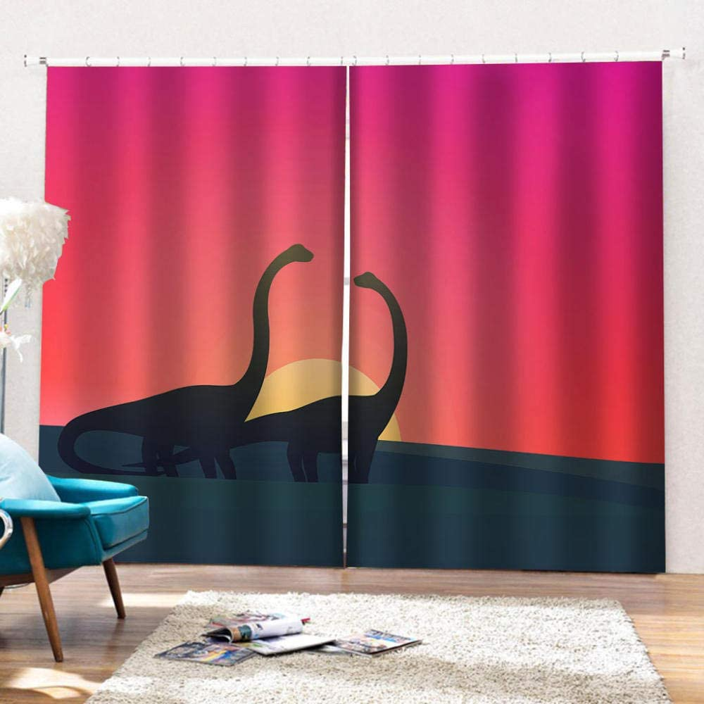 Blackout Max 83% OFF Curtains 2 Panels 52