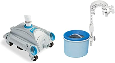 Intex Automatic Above-Ground Swimming Pool Vacuum & Mounted Automatic Skimmer