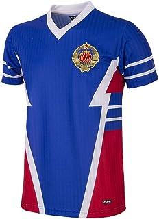 copa Yugoslavia 1990 Football Shirt Camiseta Retro de fú
