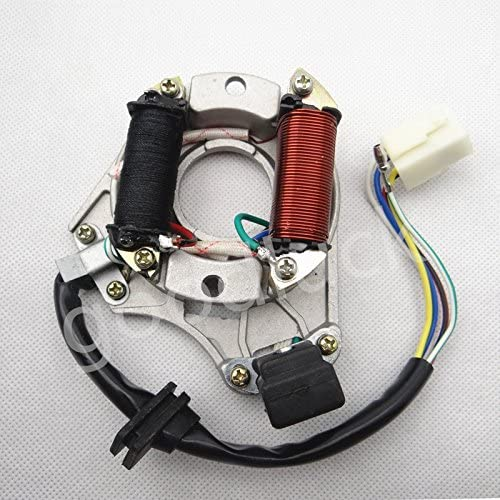 Ignition overseas Stator Magneto Plate for Chinese 50cc Q 125CC 110cc ATV Long Beach Mall
